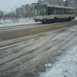 Автобус по линия 201 в Добрич