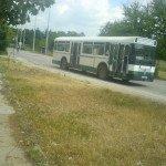 Автобус по линия 233 в Добрич