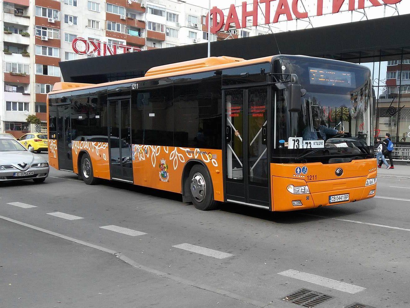 София: Разкриват временна автобусна линия 56А