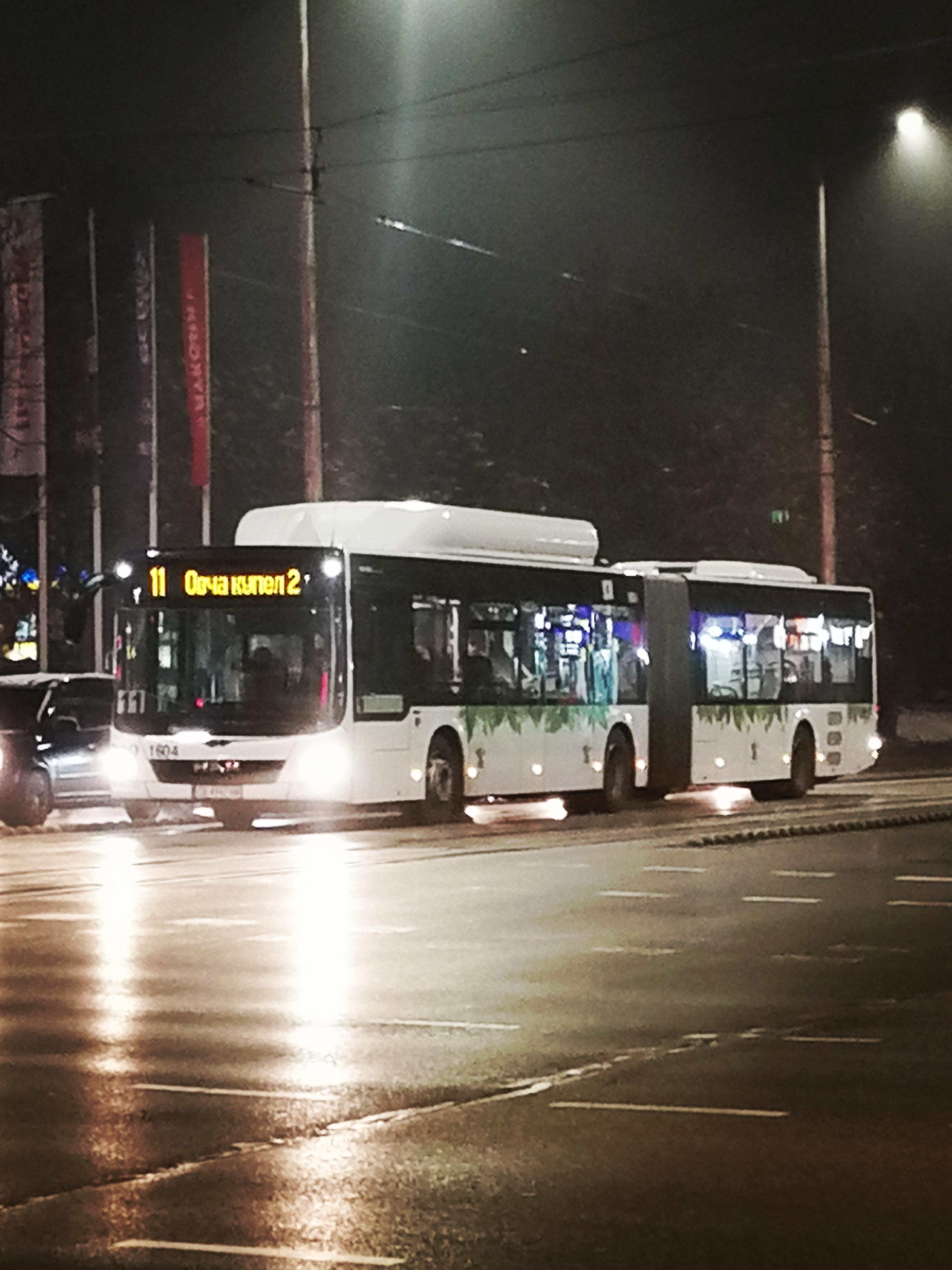 София: възстановяват автобусна линия 58
