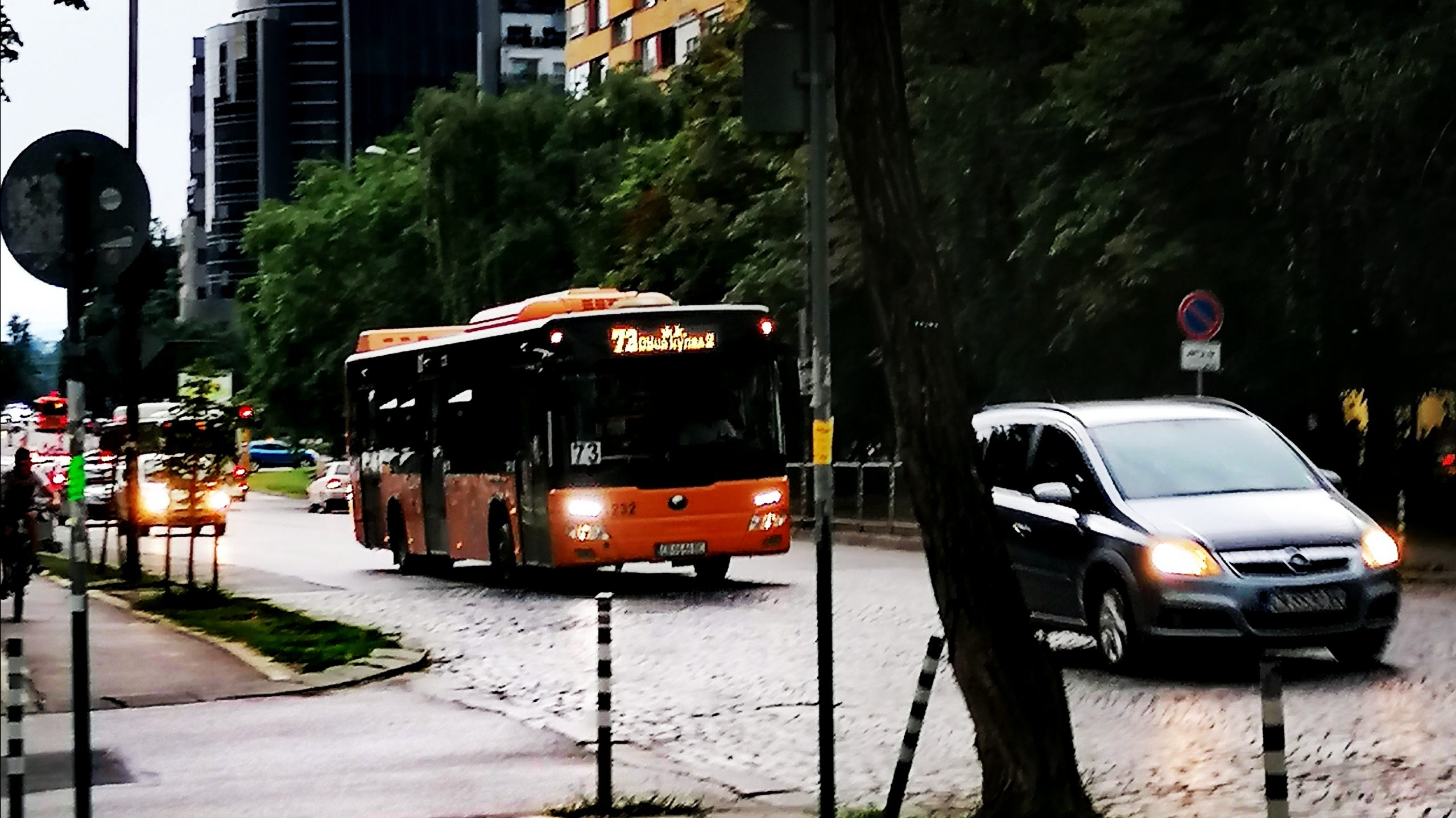 София: Реконструкция на бул. Тодор Каблешков променя маршрути на МГТ