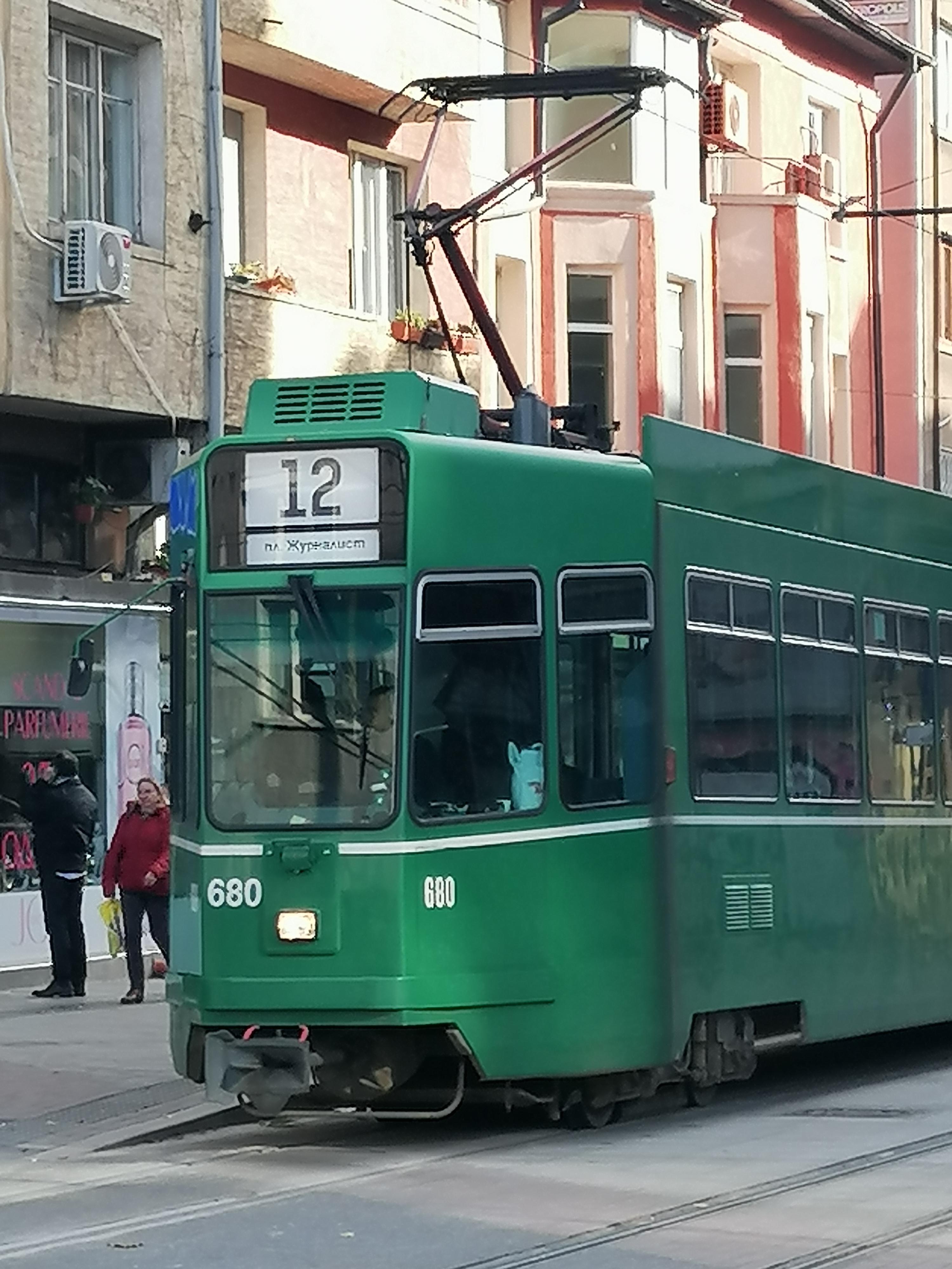 София: временна организация на транспорта през уикенда