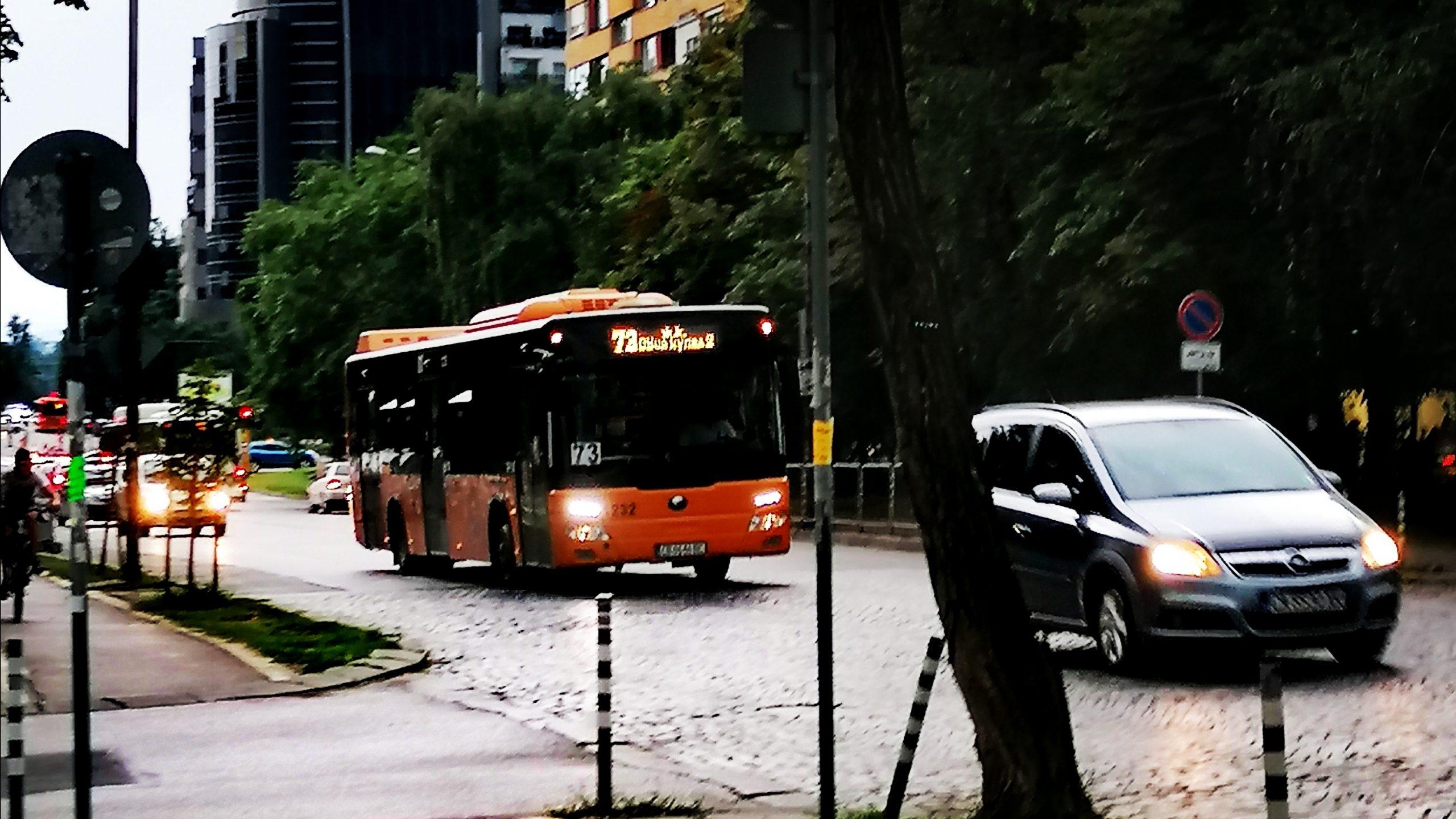 София: Удължава се промененото движение на линии 73 и 76